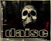Skull Candle Set D