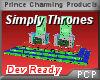 PCP~Simply Thrones