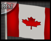 *J* Canadian Flag