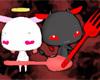 Devil Angel Kawaii pet