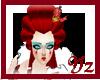 queen of  hearts hair