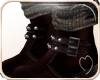 !NC Ankle Booties Camo