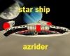 starship u.s.s. az