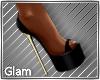 Evening Black Heels