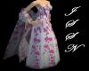 Pink Primrose Shawl