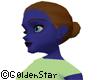 Dark Blue Skin [Girl]