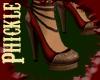 |P| Steampunk heels