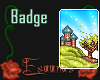 Enchanted World Badge