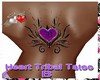 |AM|Heart Tribal Tatoo B