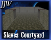 Slaves Courtyard
