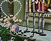 Wedding Bohemian Altar
