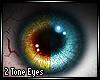 'K 2 Tone Cel Eyes