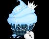 Burtonesque Cupcake