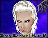 Sexy White Hair Ezekiel