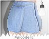 e Skirtpants - blu
