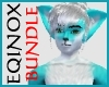 Ice Mint Fox Bundle (M)
