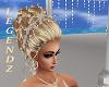 Velvet Blonde Wedding