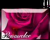 *R* Blood Rose Sticker