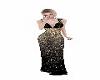 Elegant Sparkle Gown