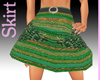 Paragon Green Skirt