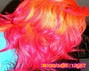 shay orange pink ombre