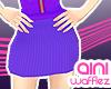 [chu] Purple Skirt