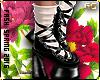 Clara-Ballet|Black|Socks