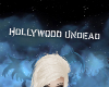 HollyWood-Undead Sign