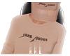 Send/Nude Crop Jumper