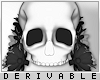0 | Skull Headdress M v2