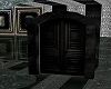 Elegant Black Door