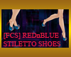 [FCS] Red Blue Stiletto