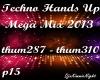 Techno Mega Mix 15/18