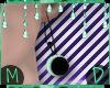 *MD* Mint Earrings