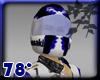 Racer Helmet m blue