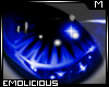 Emo Blue Eyes M C2