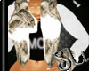 *SU* CHINCHILLA FUR COAT