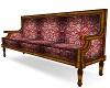 *C* Red antique couche
