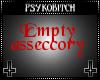 PB Empty Asseccory |F|