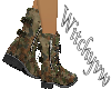 BOOTS - ARMY F (Aust)
