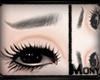 Sad / Black Eyebrows 02
