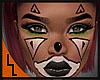 OLIVE Geometric Clown