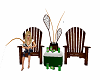 Cabin Fishing Chairs
