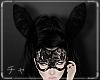 -チャ- Lace Bunny Blk