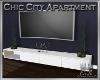 CCA Modern TV Set