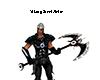 Steel Viking Helm - Male