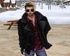 Winter Coat n Shirt -M-