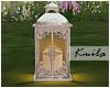  K Vintage Lantern
