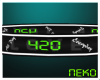 *NK* 420LoveAE Sign