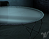 Aquarius Glass Table